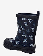 Viking - Jolly Woodland - unlined rubberboots - navy/multi - 2