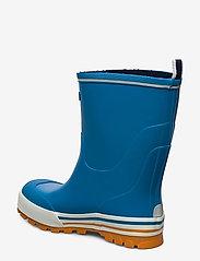 Viking - Jolly - unlined rubberboots - blue/orange - 2