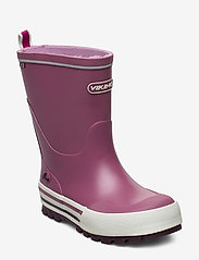 Viking - Jolly - unlined rubberboots - violet/wine - 0