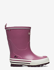 Viking - Jolly - unlined rubberboots - violet/wine - 1