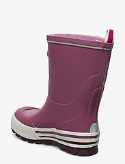 Viking - Jolly - unlined rubberboots - violet/wine - 2