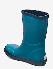 Viking - Classic Indie - unlined rubberboots - cobolt/dark blue - 2