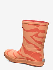Viking - Classic Indie Zebra - rubberboots - coral - 2