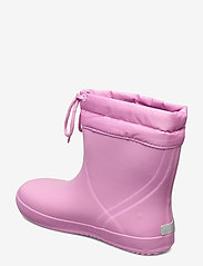 Viking - Alv - lined rubberboots - pink/pink - 2