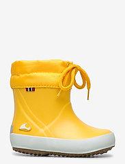 Viking - Alv - gummistiefel - yellow - 1