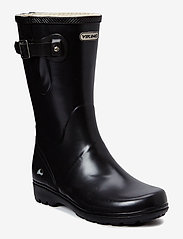 Viking - Mira Jr - rubberboots - black - 0