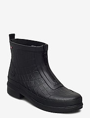 Viking - Gyda Croco Zipper - chaussures - black - 0