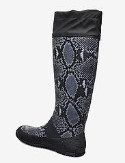 Viking - Tokyo Aero Snake Foldable - chaussures - black/grey - 2
