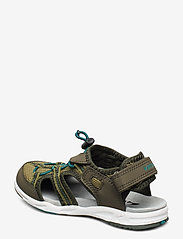 Viking - Thrill - sandals - olive/huntinggreen - 2