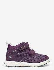 Viking - Veme Mid GTX - kozaki - purple/bluegreen - 1