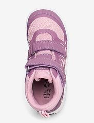 Viking - Veme Mid GTX - sport shoes - violet/pink - 3