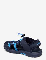 Viking - Sandvika - sandals - navy/blue - 2