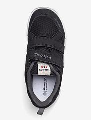 Viking - Odda - low-top sneakers - black/charcoal - 3