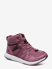 Viking - Bislett II Mid GTX - baskets - dark pink/violet - 0