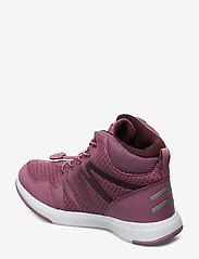 Viking - Bislett II Mid GTX - baskets - dark pink/violet - 2