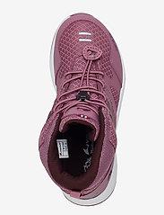 Viking - Bislett II Mid GTX - baskets - dark pink/violet - 3