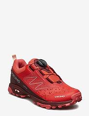 Viking - Anaconda Light Boa GTX - chaussures de course - dk.pink/bordeaux - 0