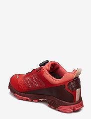 Viking - Anaconda Light Boa GTX - chaussures de course - dk.pink/bordeaux - 2