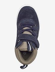 Viking - Samuel Mid WP - high-top sneakers - navy/olive - 3