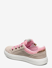Viking - Eve Low Zip - baskets - beige/pink - 2