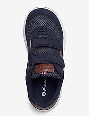 Viking - HOVET - low-top sneakers - navy/cognac - 3