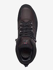 Viking - Gaupe Leather GTX - vaelluskengät - brown/black - 3