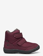 Viking - Otter GTX Jr - sport shoes - wine - 1