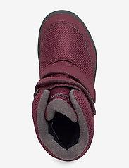 Viking - Otter GTX Jr - sport shoes - wine - 3