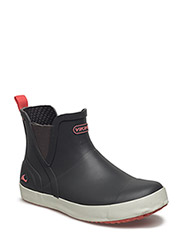 Stavern Jr - CHARCOAL/RUBY RED