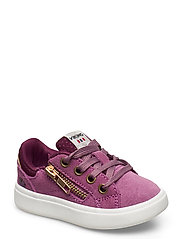 Eve Low Zip - VIOLET/BORDEAUX