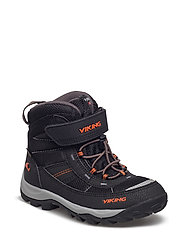 Sludd GTX - BLACK/ORANGE