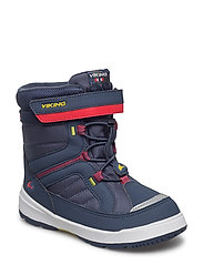 Playtime GTX - NAVY/RED