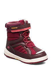 Playtime GTX - WINE/DARK RED