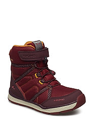 Skomo Jr. GTX - DARK RED/WINE