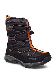 Tofte GTX - BLACK/RUST