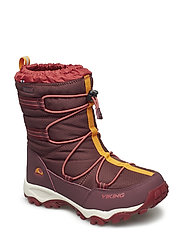 Tofte GTX - WINE/DARK RED
