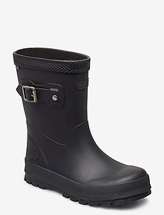 Jolly Buckle - gummistiefel - black