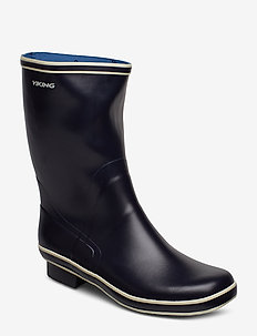 Fjord - buty na wędrówki - navy