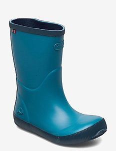 Classic Indie - unlined rubberboots - cobolt/dark blue