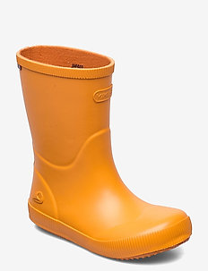 Classic Indie - unlined rubberboots - sun/orange