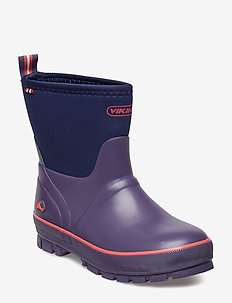 Solan Neo - rubberboots - lilac/multi