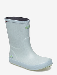 Classic Indie Rabbits - rubberboots - light blue/multi