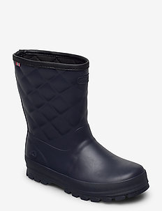 Jolly Soft Quilt - bottes en chaouthouc - navy
