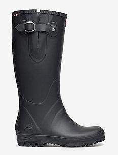 Foxy - buty na wędrówki - black