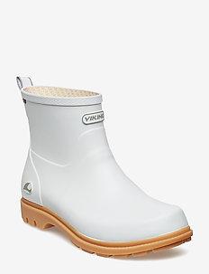NOBLE - hiking/walking shoes - white/multi