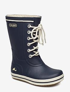 Retro Light - hiking/walking shoes - navy
