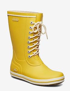 Retro Light - hiking/walking shoes - yellow