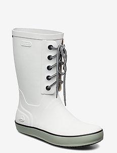 Retro Logg - sko - white