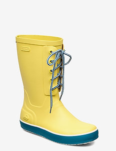 Retro Logg - sportschoenen - yellow