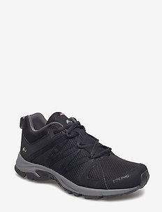 Komfort W - løbesko - black/pewter